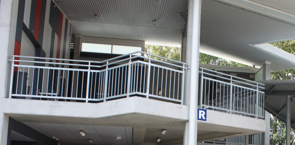 Balustrade Redcliffe State High School