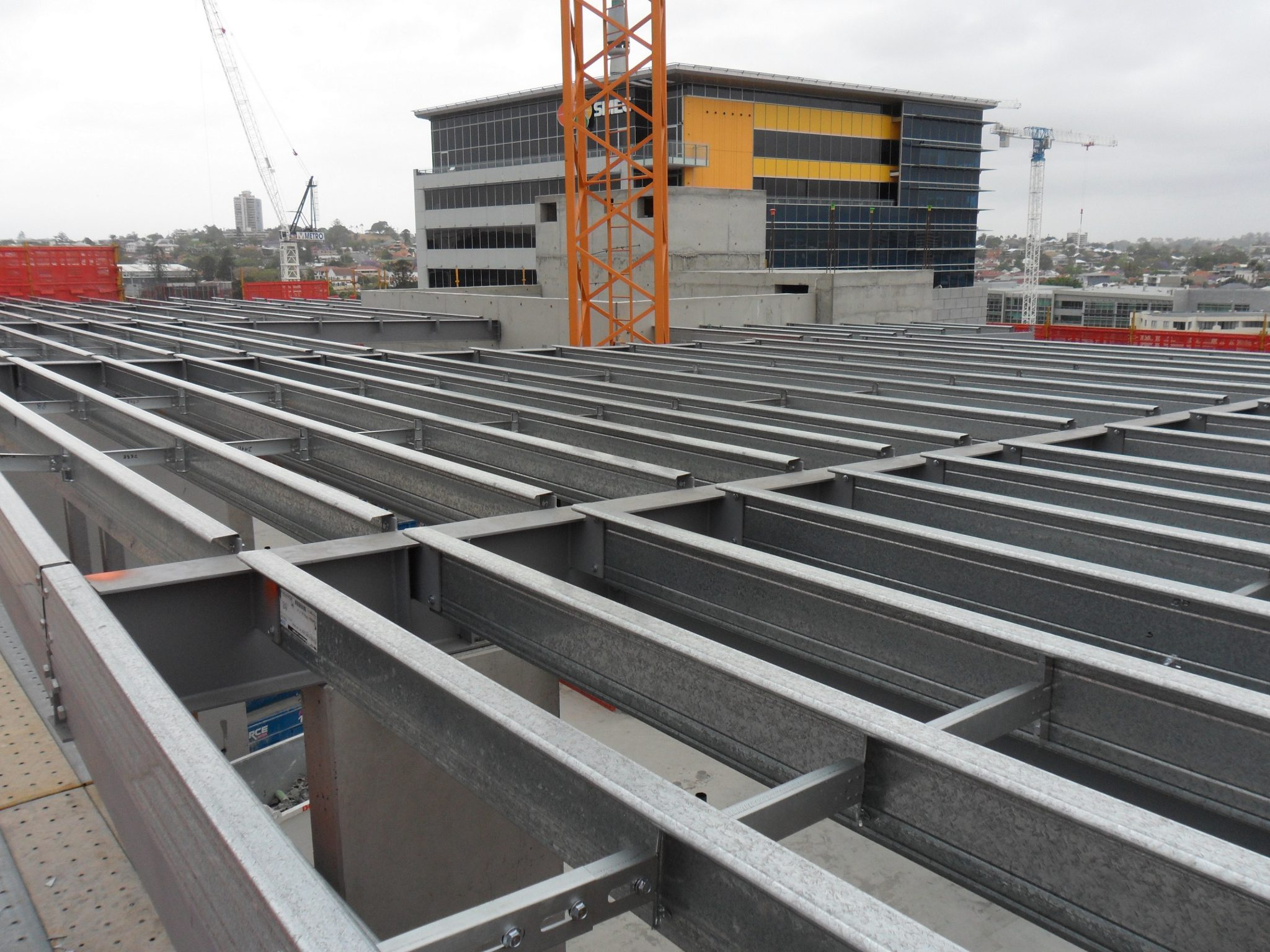 Structural Steel Brisbane