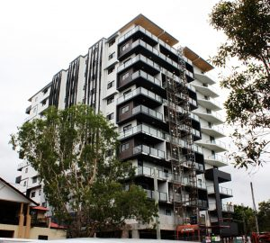 Student Accommodation Building