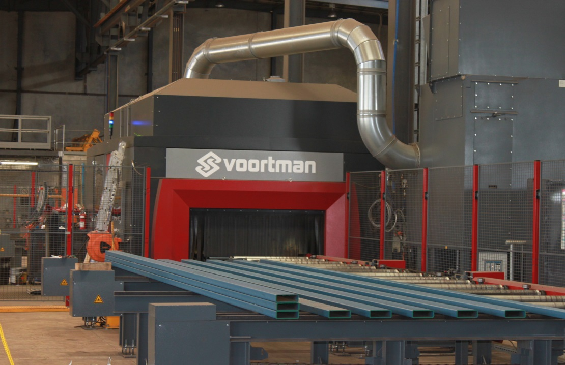 Voortman V808 Coping Machine
