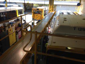 Toowong Bus Depot Platform