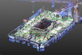 Structural Steel modelling Brisbane
