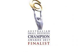 Australian Small Business Champion Awards Logo