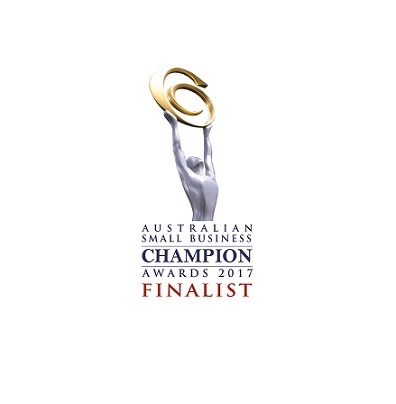 Australian Small Business Champion Awards Logo