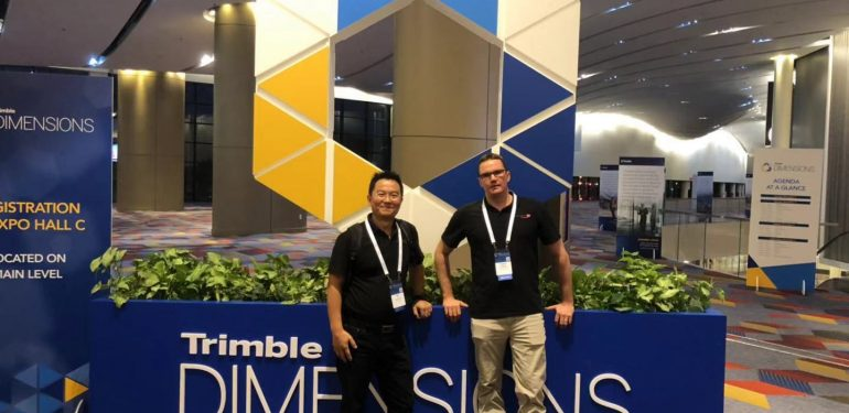 Watkins Steel Trimble Dimensions Feature